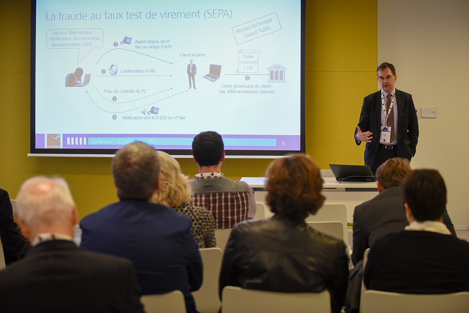 Retour sur le digital day d'Exponens
