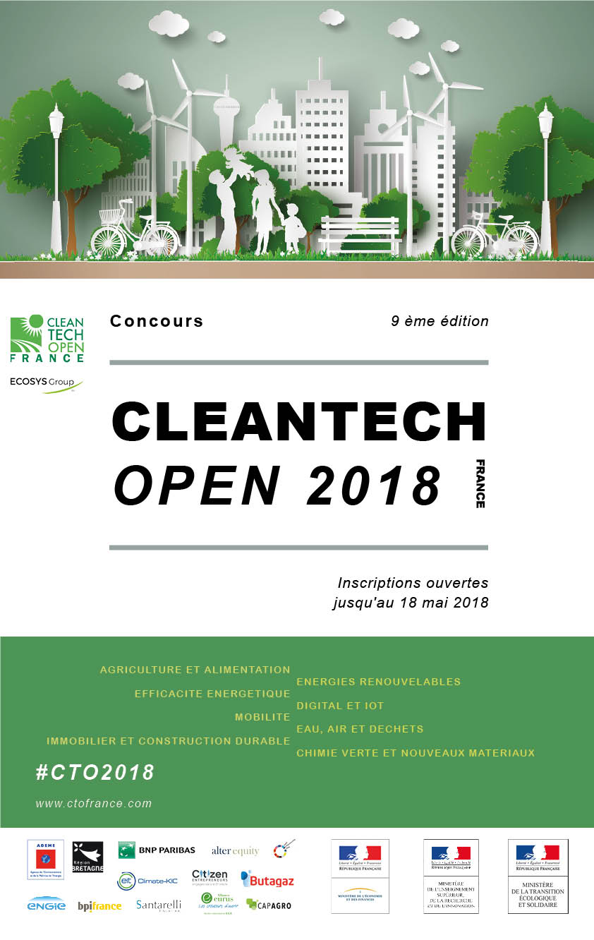 cleantech open 2018